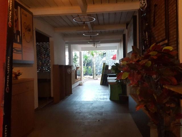 Ruang Usaha Jl. Burangrang Cocok Untuk Cafe, Showroom, Bank dan Restaurant., Burangrang, Bandung