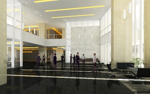 Ruang Kantor di Puri Indah Financial Tower CBD Jakarta Barat, Puri Indah, Jakarta Barat