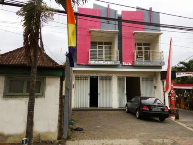 Ruko di Jalan Ki Ageng Gribig, Sawojajar, Malang, Kedungkandang, Malang