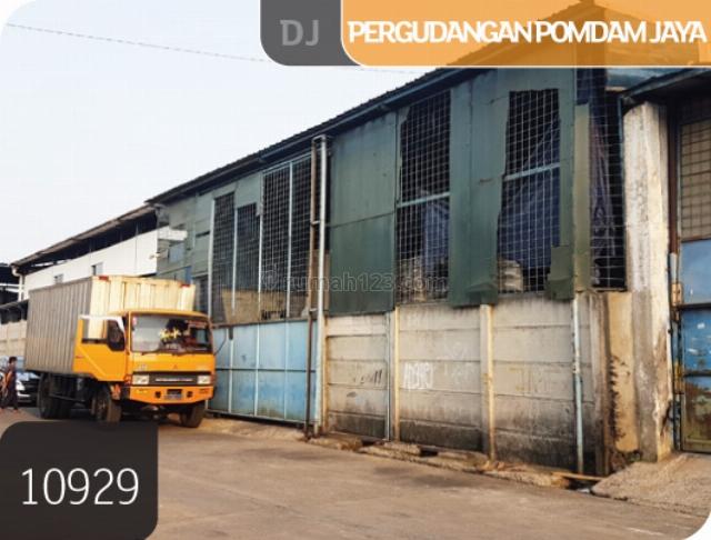 Pergudangan Pomdam Jaya, Daan Mogot, Jakarta Barat, 12x24 m, Rawa Buaya, Jakarta Barat