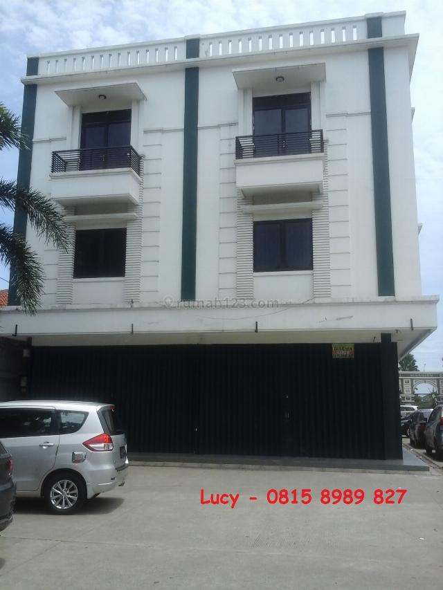 Ruko Global Mansion, Sangiang Jaya, Tangerang