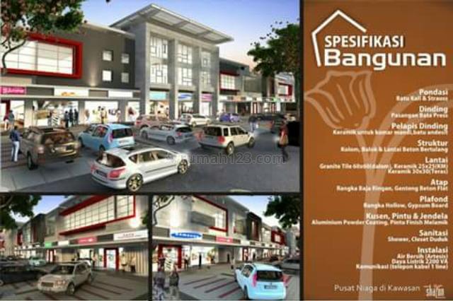 Ruko Murah Dan Strategis Di Kawasan Terbaik Bandung Timur Dekat Tol Gede Bage, Soekarno Hatta, Bandung