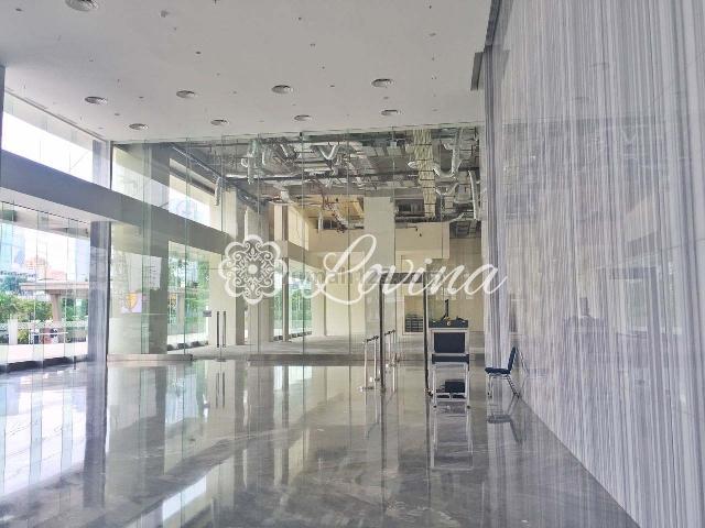 CENTENNIAL TOWER GATOT SUBROTO - THE ONLY ONE GROUND FLOOR UNIT !!, Gatot Subroto, Jakarta Selatan