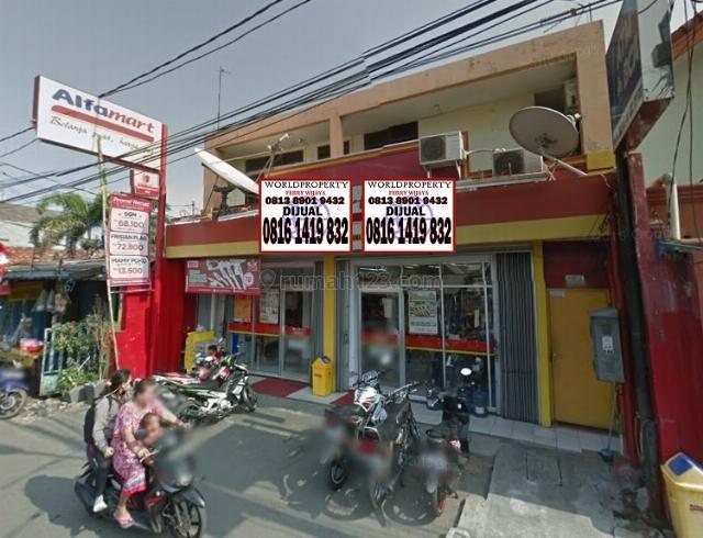 Ruko Daerah Kesatriaan, Cilincing, Jakarta Utara