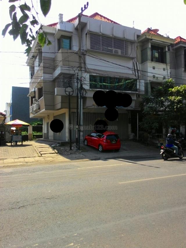 ruko klampis strategis, bagus, kertajaya, Surabaya