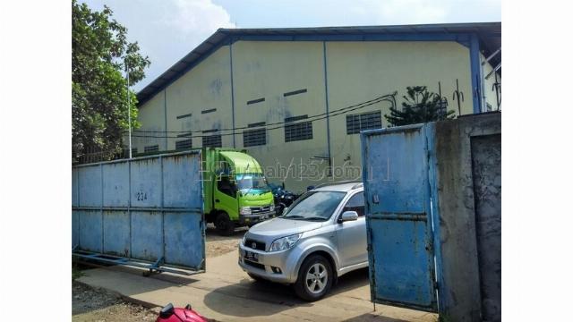 Pabrik di Sepatan Siap Pakai (YM195), Sepatan, Tangerang