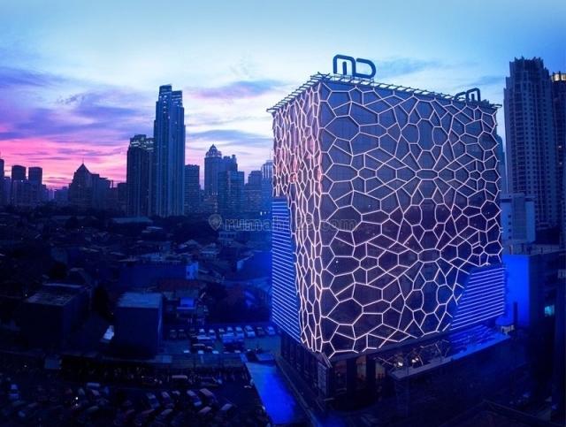 MD Place Tower A ruang kantor tersedia, Setiabudi, Jakarta Selatan