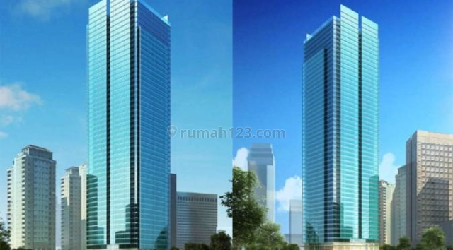 SPACE AVAILABLE RUANG KANTOR SAHID SUDIRMAN, Sudirman, Jakarta Selatan