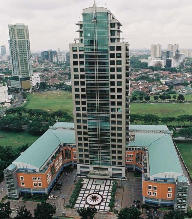 SPACE AVAILABLE RUANG KANTOR DI MENARA ANUGRAH MEGA KUNINGAN, Kuningan, Jakarta Selatan