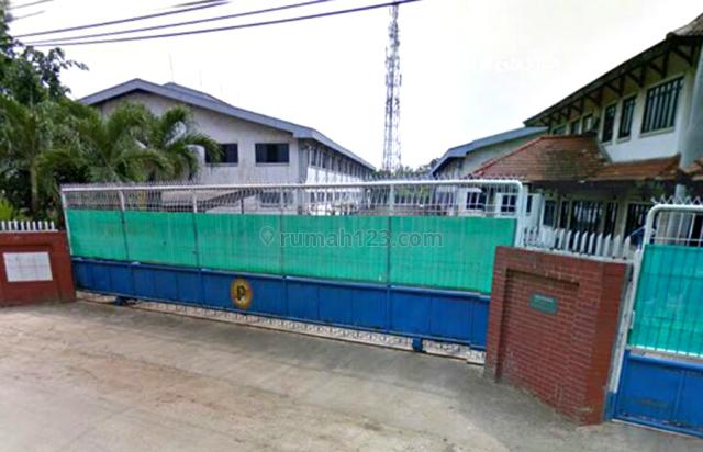 Pabrik Luas 10.630 m2 Di Jalan Industri Jati Uwung Tangerang MP2553T2, Jati Uwung, Tangerang