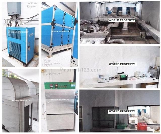 Pabrik Farmasi Jati Uwung, Jati Uwung, Tangerang