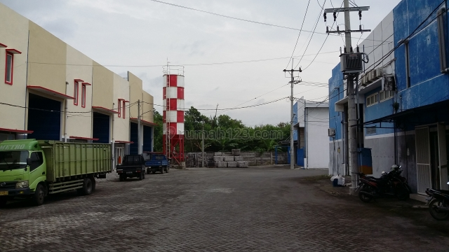 2Unit Jejer - Gudang JJ Permata 2 Tambak Sawah Sidoarjo, Waru, Sidoarjo