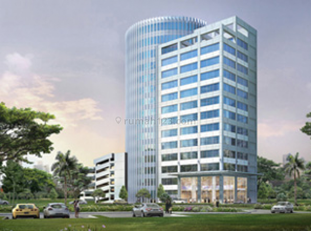 Space Available ruang kantor di Synthesis Tower 2, Tebet, Jakarta Selatan