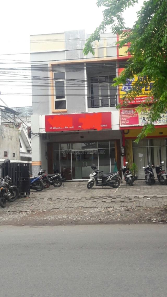 Ruko di Imam Bonjol lebar 5 m... bagus, Semarang Tengah, Semarang