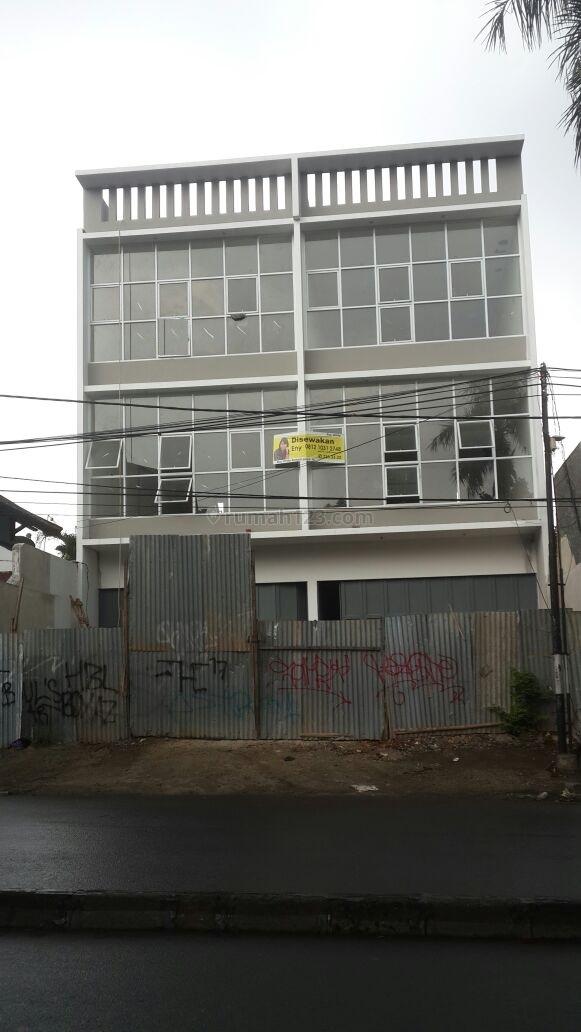 Ruko pinggir jalan,Baru ,2 unit @harga 200 juta/tahun, Bintaro, Tangerang