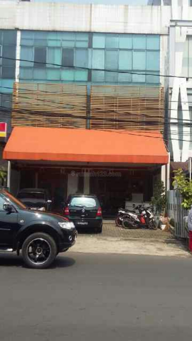 Ruko Jalan Radio Dalam, Radio Dalam, Jakarta Selatan