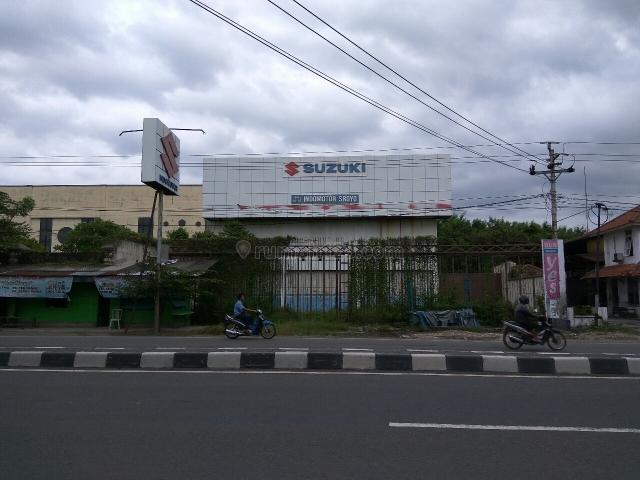 showroom di sroyo, Karanganyar, Solo