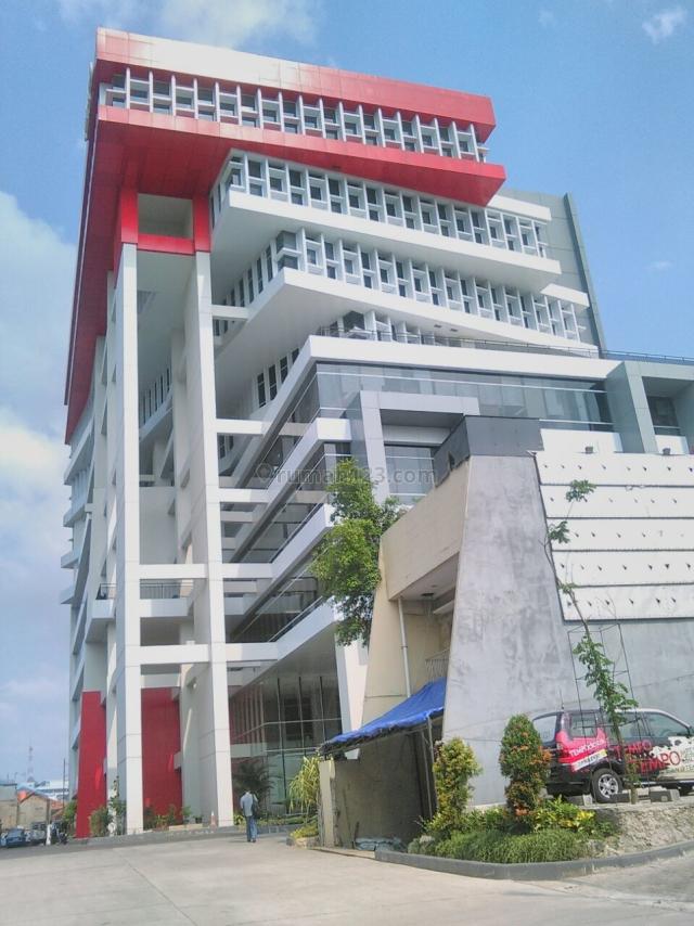 Ofice space Gedung Tempo Lantai 8, Dekat Senayan, Palmerah, Jakarta Barat