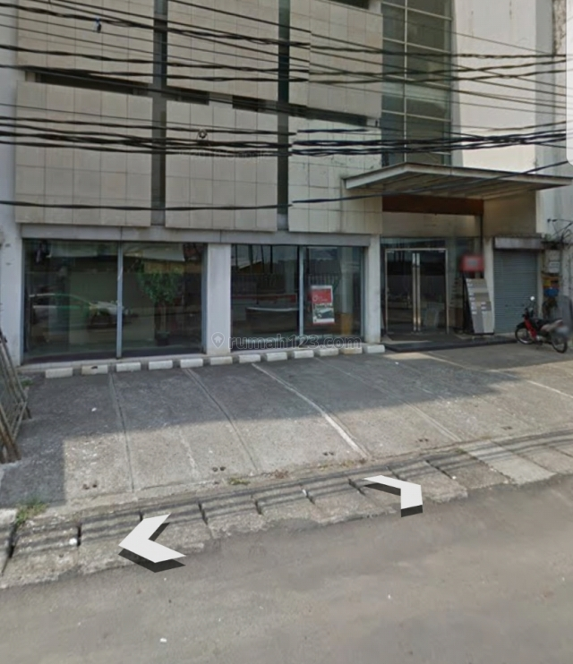 Gedung untuk Komersil / Perkantoran di Panglima Polim, Panglima Polim, Jakarta Selatan
