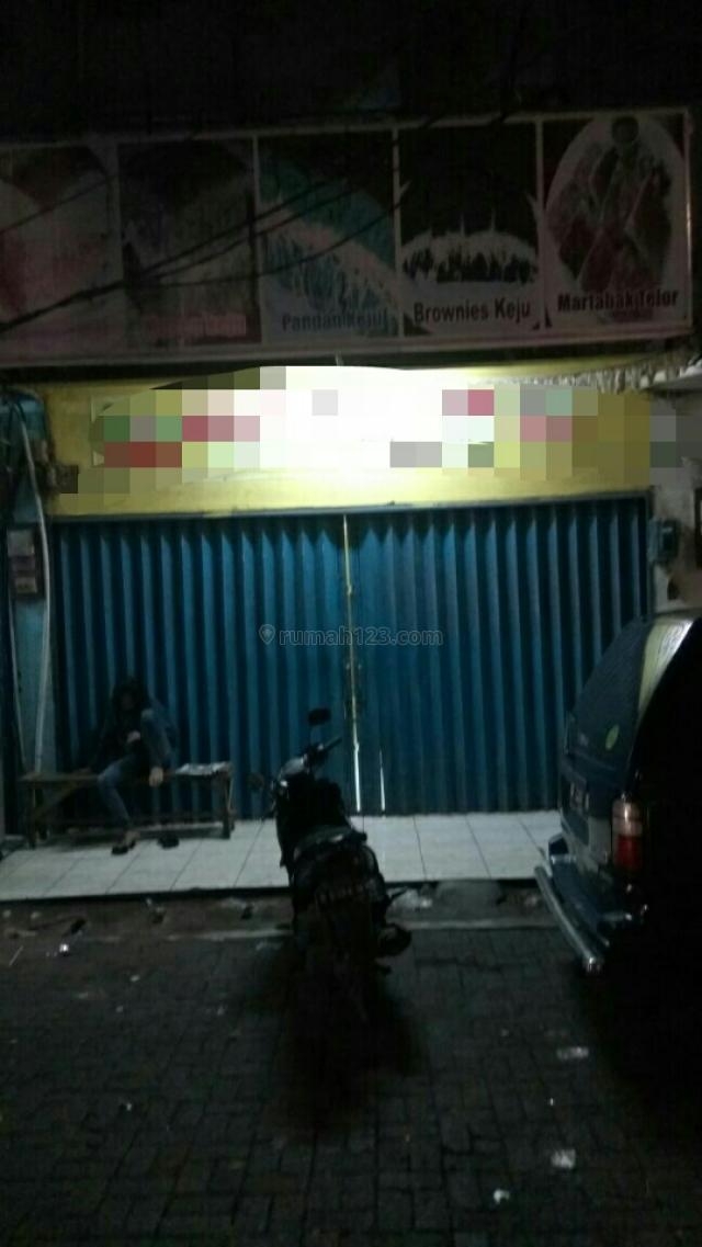 ruko murah di pamulang pinggir jalan, Pamulang, Tangerang