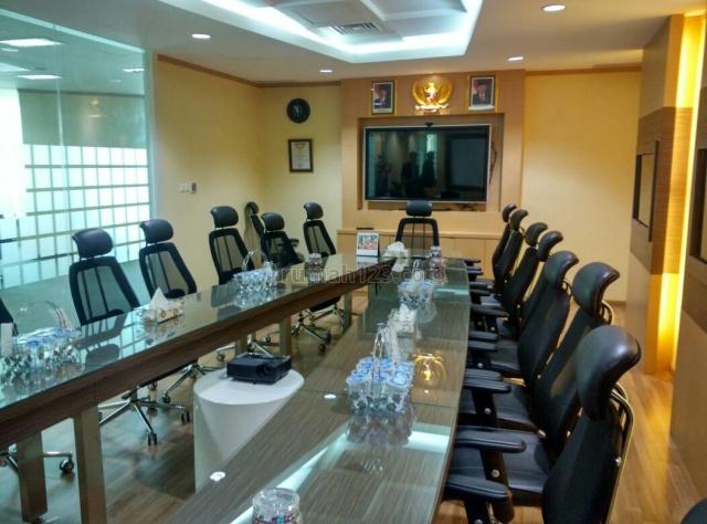 APL OFFICE CENTRAL PARK 329m2 FULL FURNISH, S Parman, Jakarta Barat
