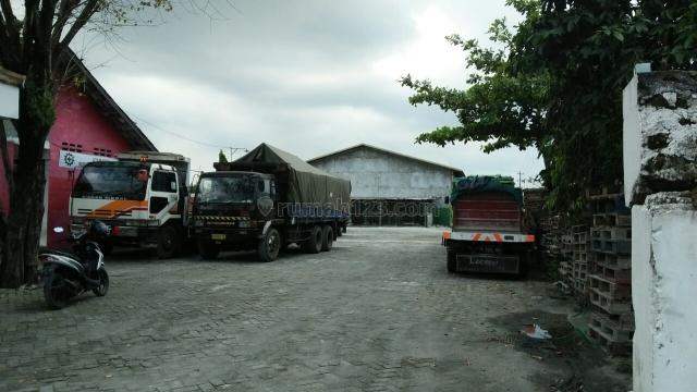 Gudang 1 lantai di Majapahit, Majapahit, Semarang