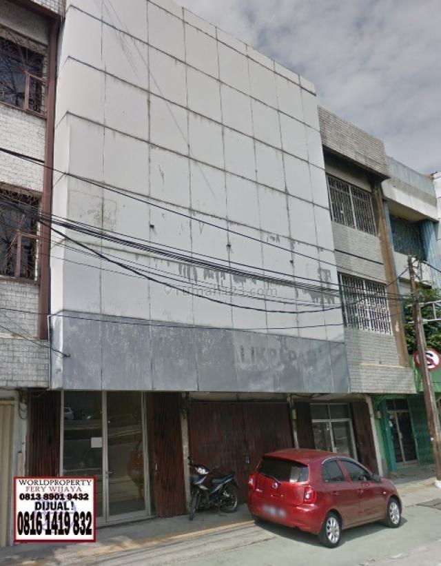 Ruko Daerah Balikpapan, Petojo, Jakarta Pusat