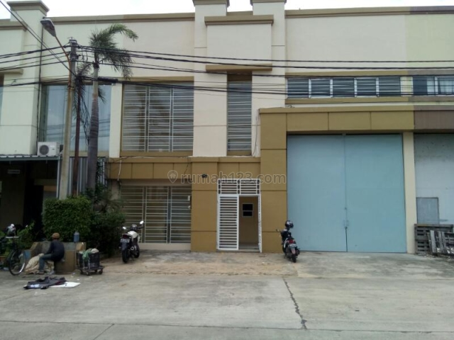 Gudang Komplek Prima Center, Jkarta Barat, Cengkareng, Jakarta Barat
