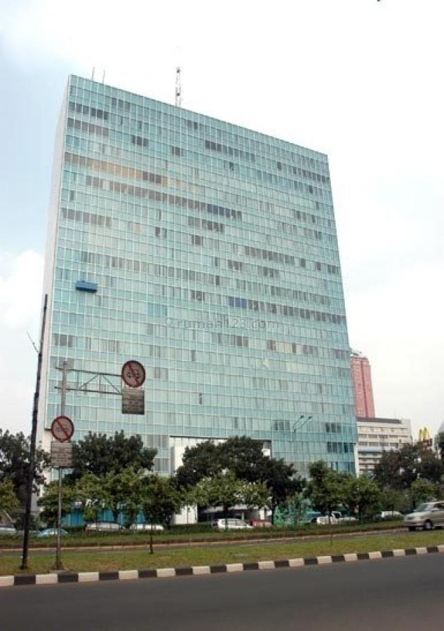 Tersedia Ruang Kantor 100-1000 di Plaza Sentral, Sudirman, Jakarta Selatan