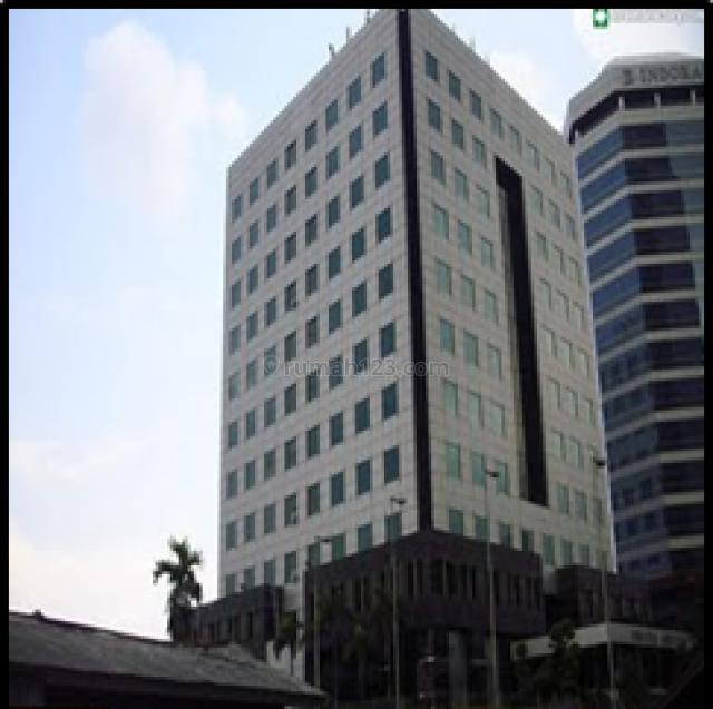 Tersedia Ruang Kantor 100-1000 di Graha Aktiva, Kuningan, Jakarta Selatan