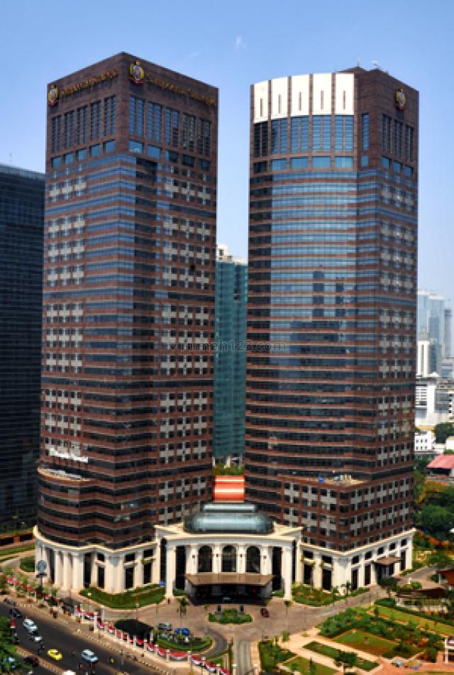 Tersedia Ruang Kantor 100-1000 di Sampoerna Strategic Square, Sudirman, Jakarta Selatan