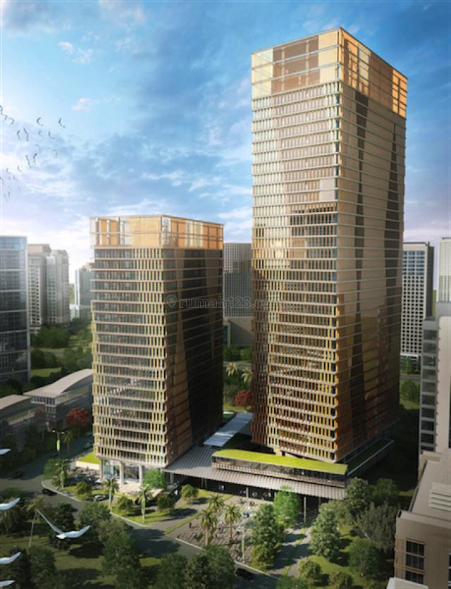 Tersedia Ruang Kantor 100-1000 di Gran Rubina, Kuningan, Jakarta Selatan