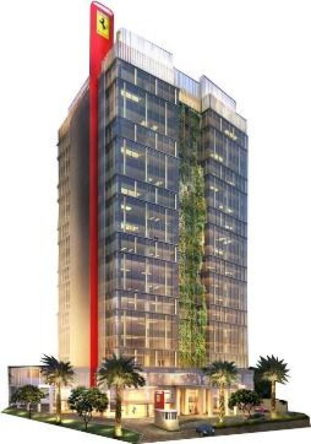 Tersedia Ruang Kantor 100-1000 di Wisma MRA, TB Simatupang, Jakarta Selatan