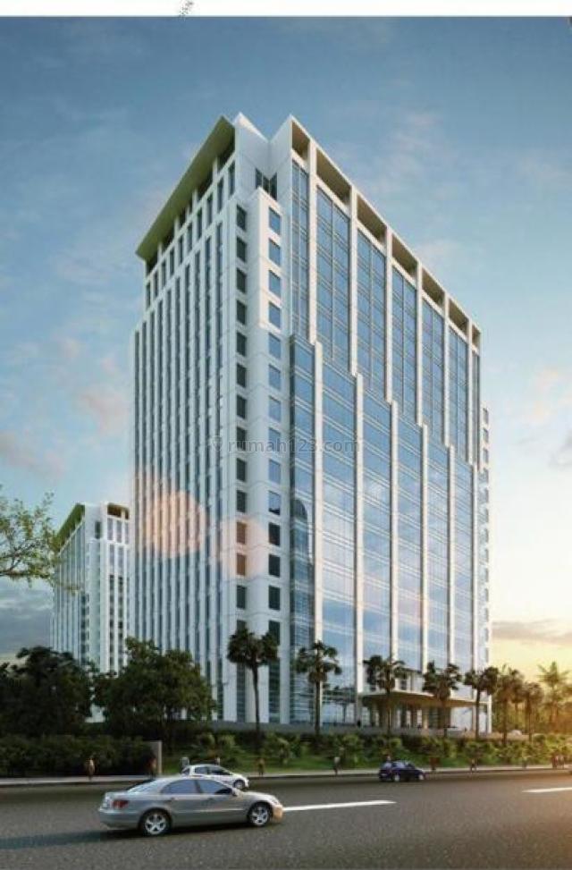 Tersedia Ruang Kantor 100-1000 di Plaza Oleos, TB Simatupang, Jakarta Selatan