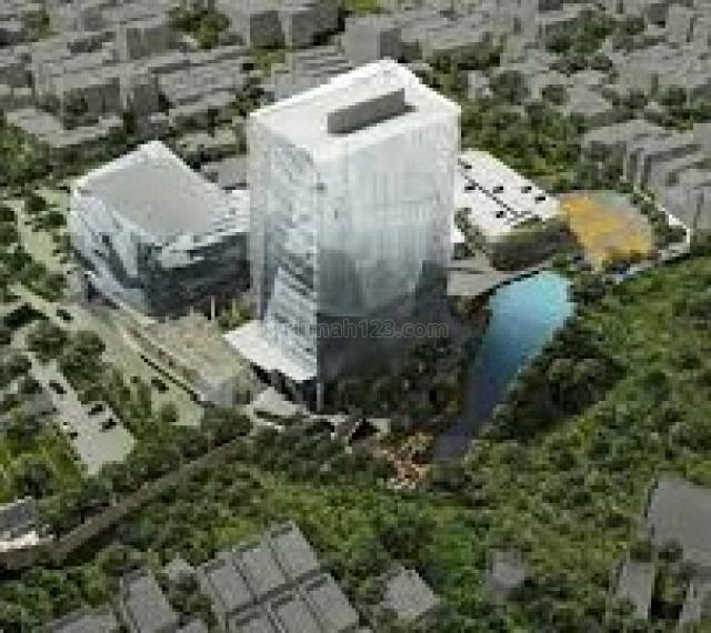 Tersedia Ruang Kantor 100-1000 di Antam Office Park, TB Simatupang, Jakarta Selatan