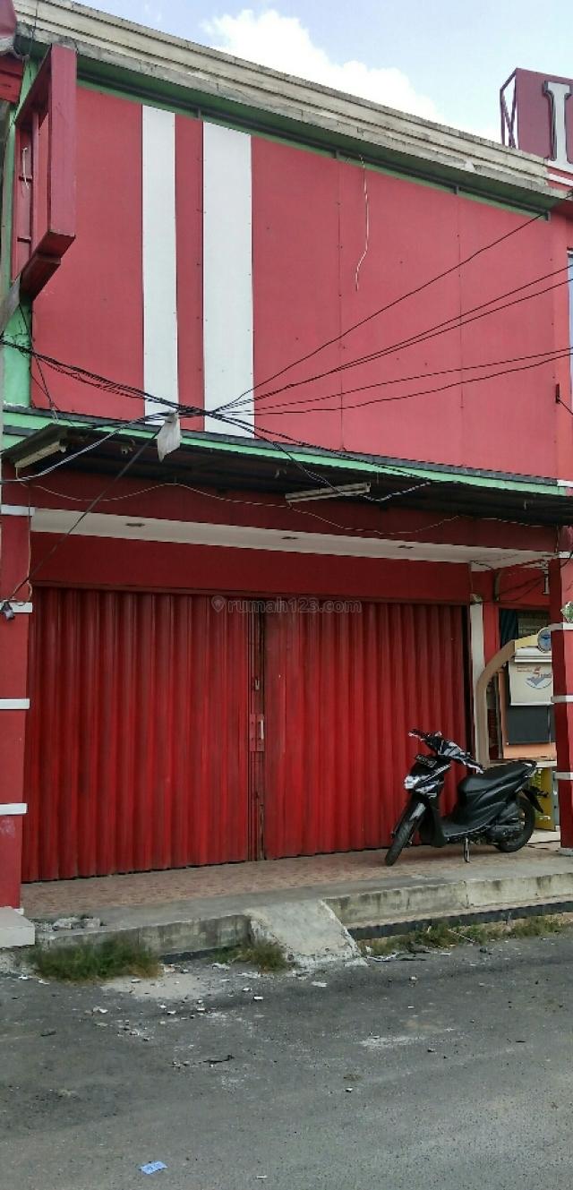 ruko strategis, Pamulang, Tangerang