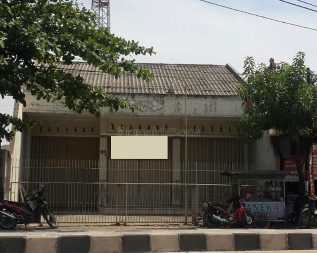 Ruko 1 lantai di Wolter Monginsidi, Bangetayu Wetan, Semarang