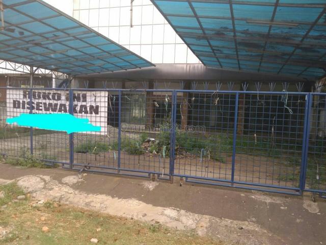 ruko dan showroom mobil dan motor, Pamulang, Tangerang