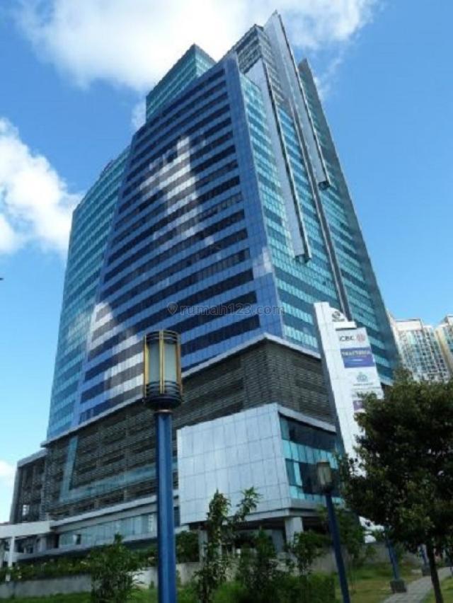 Unit Kantor   739 m2 di The East, Mega Kuningan, Jakarta Selatan