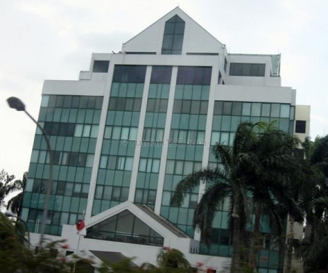 Office Space  172m2 di Ventura Building, Cilandak, Cilandak, Jakarta Selatan