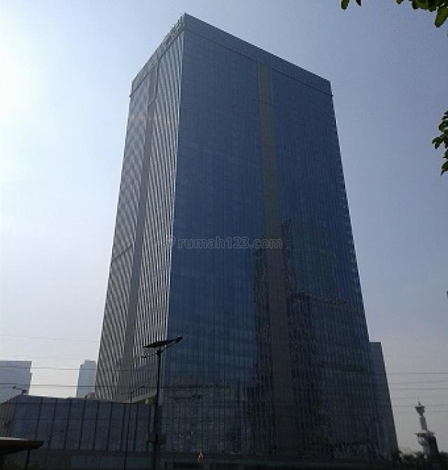Ruang Kantor  1900 m2 di Centennial Tower, Gatot Subroto, Jakarta Selatan