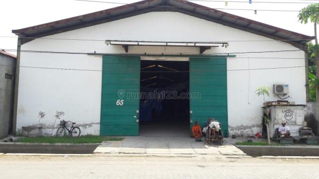 Gudang Siap Tempati Di Jl. Kakap, Semarang Utara, Semarang Utara, Semarang