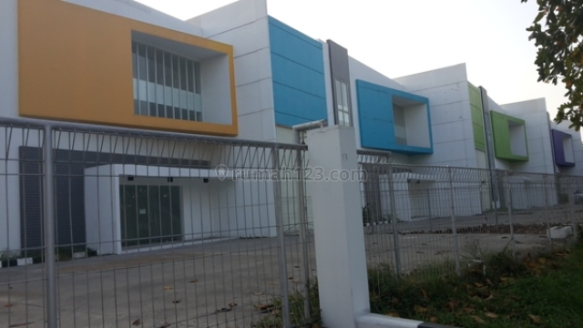 Bangunan Baru Pabrik/Gudang di Kawasan Industri Jababeka, Cikarang, Cikarang, Bekasi