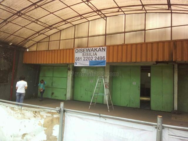 ruang usaha mainroad komersil strategis, Gunung Batu, Bandung