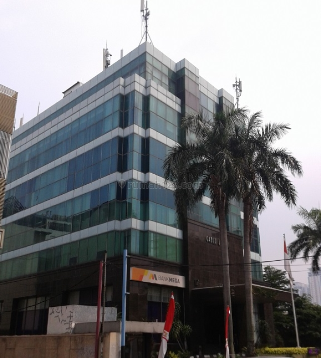 Office Space 108m2 di  Kemang, Kemang, Jakarta Selatan