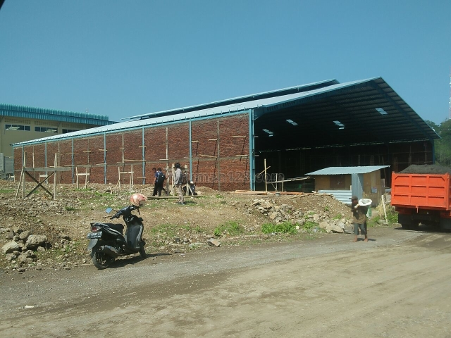 Gudang Siap Tempati Di Jl. Gatot Subroto, Ngaliyan, Semarang, Ngaliyan, Semarang