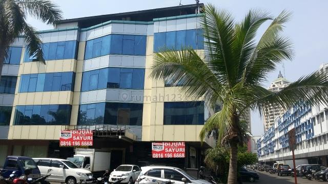 Ruko Hoek Bukit Gading Villa, Kelapa Gading, Jakarta Utara