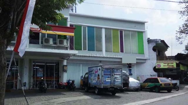 Ruko Strategis di Gajayana Malang, Dinoyo, Malang
