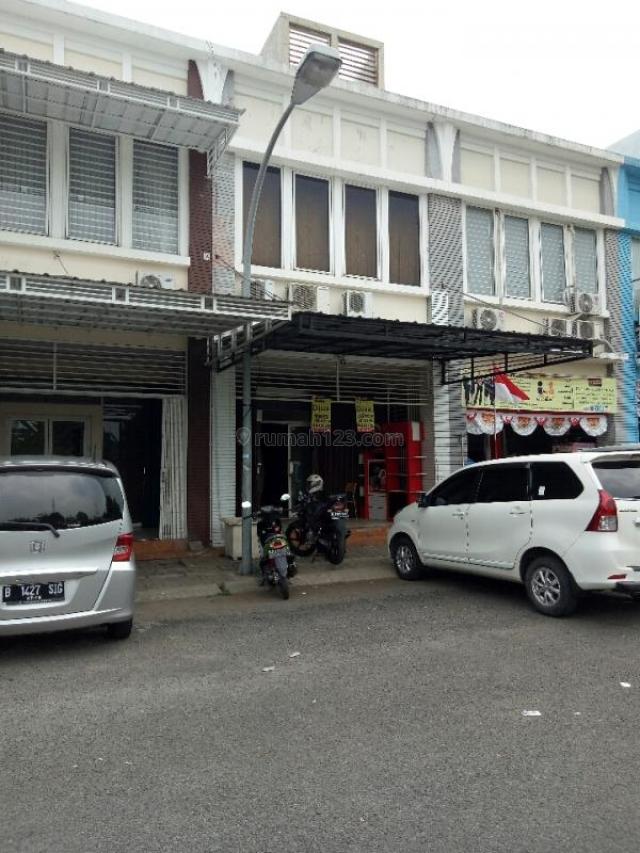 Ruko 2 lantai siap usaha di Citra Gran, Cibubur, Bekasi