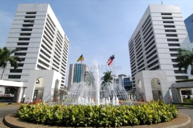 Kantor   200m2 di World Trade Center 6, Sudirman, Jakarta Selatan